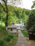 FEREDEU KLOOSTER - Arad, Roemenië royalty-vrije stock foto's