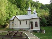 FEREDEU KLOOSTER - Arad, Roemenië royalty-vrije stock afbeeldingen