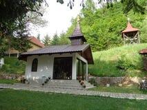 FEREDEU KLOOSTERkapel - Arad, Roemenië royalty-vrije stock fotografie