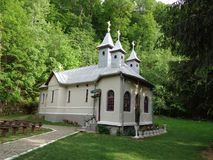 Feredeu-Kloster Arad County, Rumänien Lizenzfreie Stockfotos