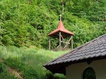 Feredeu-Kloster Arad County, Rumänien Lizenzfreies Stockbild