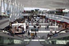 Ferenc Liszt lotnisko międzynarodowe Budapest Zdjęcia Stock