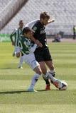 Ferencvaros contra Fósforo de futebol de Diosgyori VTK Fotografia de Stock