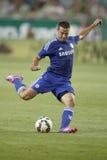 Ferencvaros vs. Chelsea stadium opening football match Stock Photo