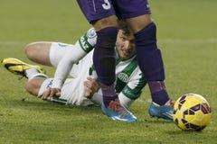 Ferencvaros vs. Kecskemet OTP Bank League football match Royalty Free Stock Photography