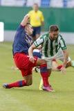 Ferencvaros vs. Nyiregyhaza OTP Bank League football match Stock Photography