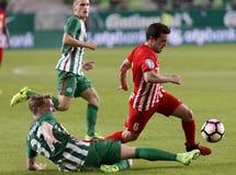 Ferencvarosi TC v DVTK - Hungarian Cup  2-1 Stock Images