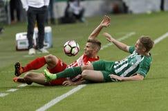 Ferencvarosi TC v DVTK - Hungarian Cup  2-1 Stock Photography