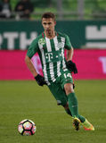 Ferencvarosi TC v Paksi FC - Hungarian OTP Bank Liga  1-2 Royalty Free Stock Photography