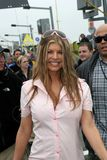 Fergie参加全国运动汽车竞赛协会Daytona 500 免版税库存图片