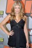 Fergie no tapete vermelho. fotografia de stock royalty free