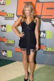 Fergie on the red carpet. Fergie on the red carpet at the VH1 Big in '06 awards Stock Images