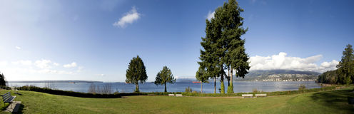 Ferguson Point, Stanley Park - Vancouver, Canada Stock Photography