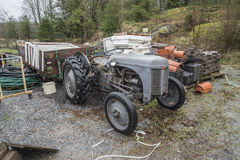 1947 ferguson tractor Royalty Free Stock Image