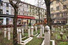 Ferhadija street in Sarajevo. Bosnia and Herzegovina Stock Photo