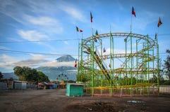 Feria abandonada Fotografía de archivo