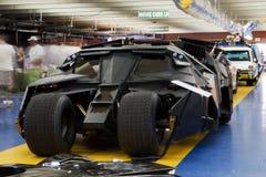 FERIA AUTO: Móvil del palo del 27 de agosto Fotografía de archivo
