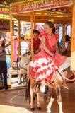 Feria de Abril Images libres de droits