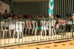 Feria de Abril Images stock