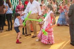 Feria de Abril Lizenzfreies Stockbild