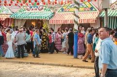 Feria de Abril Lizenzfreie Stockfotografie