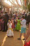 Feria de Abril Photos libres de droits