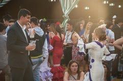 Feria de Abril Photo libre de droits