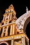 Feria de Abril Royalty Free Stock Image