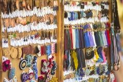 Feria de diversas decoraciones fotografía de archivo