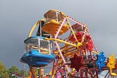 Feria de diversión. Imagen de archivo