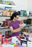 Feria de libro Imagen de archivo