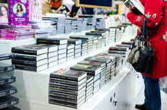 Feria de libro de Gaudeamus, Bucarest, Rumania 2014 Fotografía de archivo