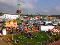 Feria del condado de la noria Foto de archivo