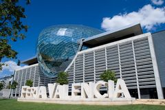 Feria Valencia Stock Image