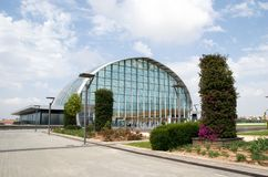 Feria Valencia Event Center Royalty Free Stock Photo