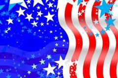 Feriado americano do espírito Foto de Stock Royalty Free