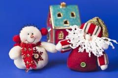 Feriado bonito do Natal Fotos de Stock Royalty Free