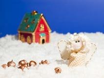 Feriado bonito do Natal Imagens de Stock Royalty Free