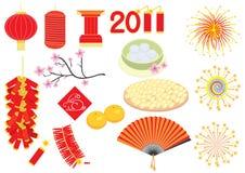 Feriado chinês Imagens de Stock