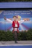 Feriado da cidade de Minsk: 945 anos, 9 setembro 2012 Foto de Stock