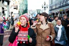 Feriado da mola e das bolhas Fotografia de Stock Royalty Free