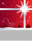 Feriado de inverno ilustração stock