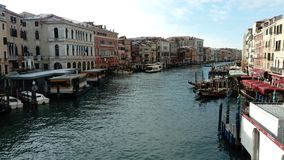 Feriado de Veneza Fotografia de Stock