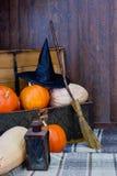 Feriado Dia das Bruxas do outono Imagem de Stock Royalty Free