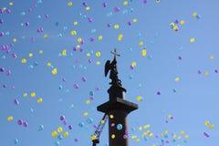Feriado - dia de St Petersburg Imagem de Stock Royalty Free