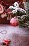 Feriado do Natal Fotografia de Stock Royalty Free