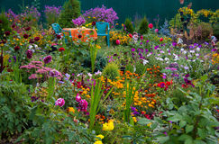 Feriado do outono na fazenda Fotografia de Stock Royalty Free