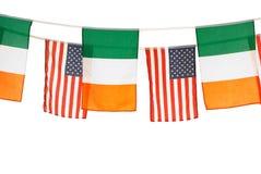 Feriado do St Patrick Foto de Stock
