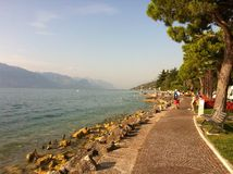 Feriado em Italy Foto de Stock Royalty Free