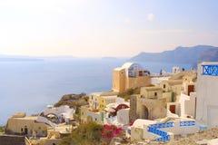 Feriado feliz em greece Foto de Stock